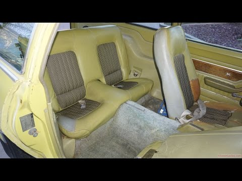 1974 Ford Pinto Review Pony Station Wagon Cruiser Runabout Interior