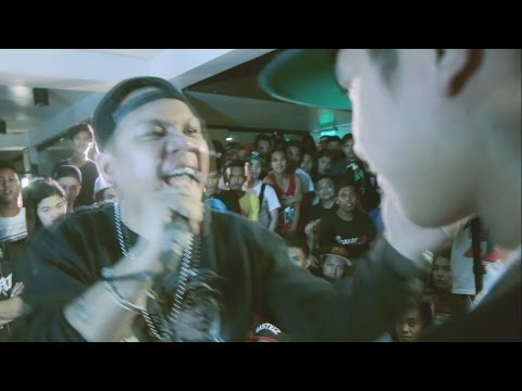 Bahay Katay - Smugglaz Vs M-Zhayt - Rap Battle @ Basagan Ng Bungo