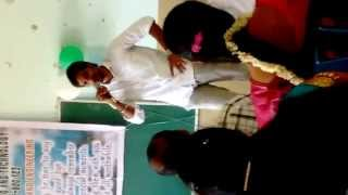 Best mimicry in SSIET college Farewell by kamal