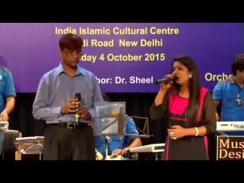Kisi Raah Mein Kisi Mod Par - Live Performance By D.P.Rai