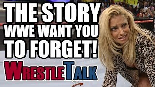 Remember When... Vince McMahon Made Trish Stratus Strip & Bark Like A Dog On WWE Raw
