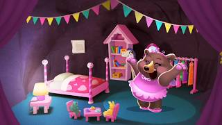 Good Night, little foresters – bedtime storybook app for kids