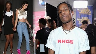 Kendall Jenner and A$AP Spotted TOGETHER After BET Awards