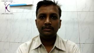 Lower back pain cured by prolozone, Dr.Karnam, Oxyfresh Medical Center, Mumbai, India