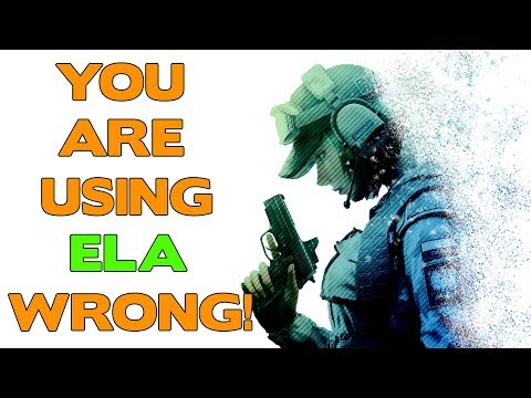 Xxx Mp4 Rainbow Six Siege Tips You Are Using Ela Wrong 3gp Sex