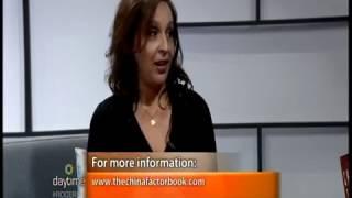 The China Factor TV Interview Amy Karam