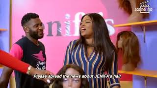 Jenifa's diary Season 12 EP1 - coming to SceneOneTV App/website on the 3rd of June, 2018