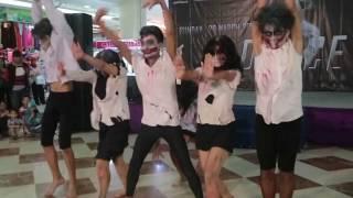 #UdahItuAja Modern Dance-Sok diserem Seremin