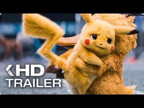 Xxx Mp4 POKEMON Detective Pikachu 11 Minutes Trailers Amp Clips 2019 3gp Sex