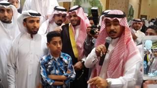 قصيدة الشاعر محمد الدباب في زواج العامر