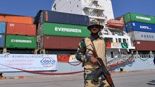 China's Sneaky New Naval Base in Pakistan