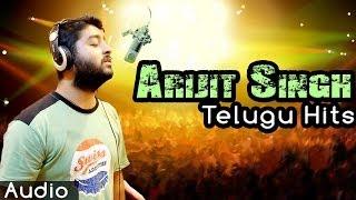 Arijit Singh (Singer) Telugu Hit Songs || jukebox