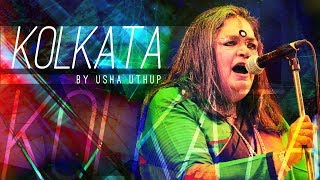 KOLKATA usha uthup and friends