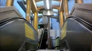 Riding the Travelator in Hong Kong - the World's Longest Covered Escalator
