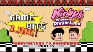 GameBits - Kirby Return to Dreamland (Part 15) - Fun on the Pun!