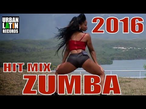 ZUMBA 2016 ► LATIN DANCE & PARTY HITS ► MERENGUE REGGAETON SALSA BACHATA LATIN FITNESS DANCE