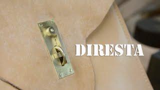 ✔  DiResta leather Back Pack