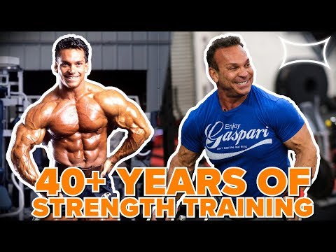Xxx Mp4 55 Years Old And Still Smashing Weight Rich Gaspari Works Out Super Training Gym 3gp Sex