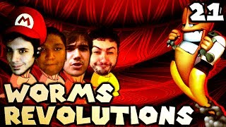 Operation Screw Smarty (Worms Revolution: The Derp Crew - Part 21)