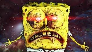 Spongebob's Day Of Terror!