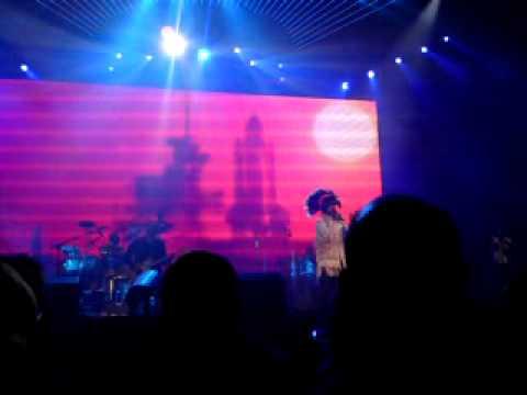Jamiroquai - Rock Dust Light Star - LG Arena - Birmingham - 17/04/2011