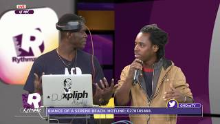 Flowking Stone on Rythmzlive Vj Mix with Djxpliph and Sheldeon
