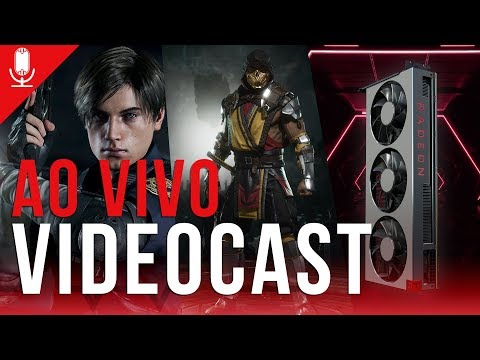 Xxx Mp4 VideoCast Adrenaline Radeon VII MK 11 E Uma Tal De GTX 1660 Ti 3gp Sex