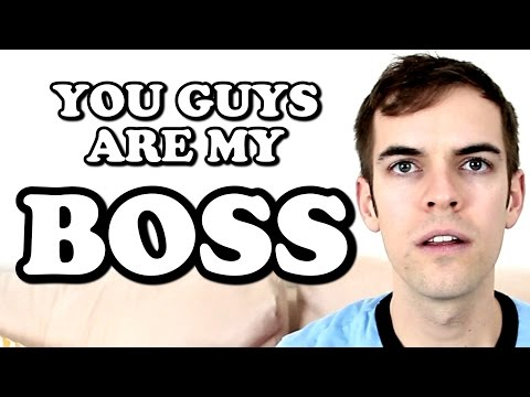 YOU GUYS ARE MY BOSS JACKASK 47