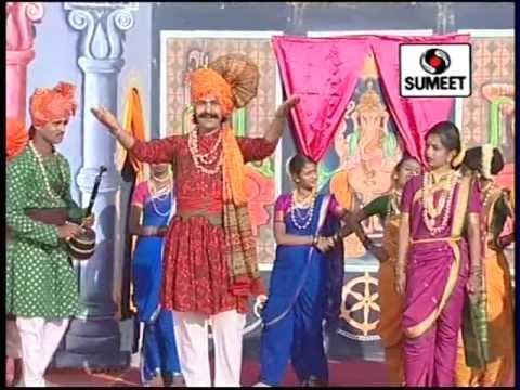 Santosh Dedhe - Haldi Kunkawacha Malwat Bharato - Sumeet Music