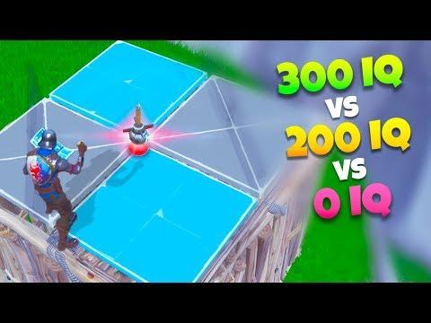 300 IQ vs 200 IQ vs 0 IQ