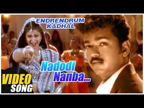 Xxx Mp4 Nadodi Nanba Video Song Endrendrum Kadhal Tamil Movie Songs Vijay Rambha Music Master 3gp Sex
