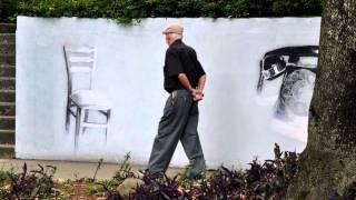 Memoria en la calle. Mural Domésticos (alrededor del lugar donde se construye el Museo)