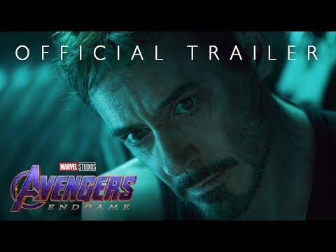 Marvel Studios Avengers Endgame Official Trailer