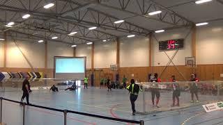 2018 Goalball World Championships Brazil v Canada Men