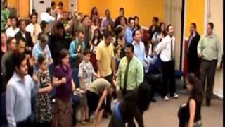 coro pegate de la uncion Miguel Sanchez     (charlottesville  VA)