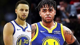 Stephen Curry Warns D'Angelo Russell About Snitching To Ayesha Curry After Joining Warriors!