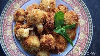 Crunchy Cauliflower Recipe - Heghineh Cooking Show