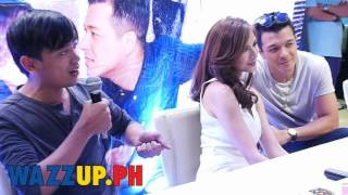Part 1 Walang Forever Presscon with Jericho Rosales and Jennylyn Mercado