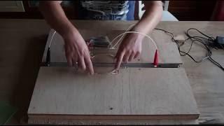 How to make an acrylic / plexiglass bending machine