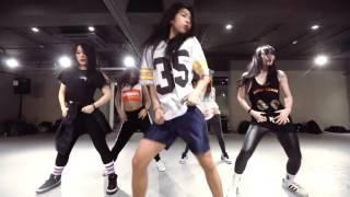 Mina Myoung Choreography / Workshop / Beyonce - 7-11