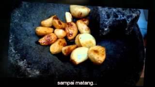 Resep Kuah Bakso dan Sambal Bakso