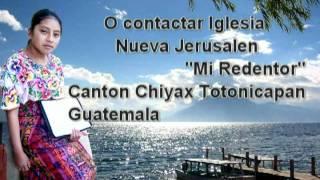 Maria Tahay, Mi galardon, Guatemala,cantos cristianos
