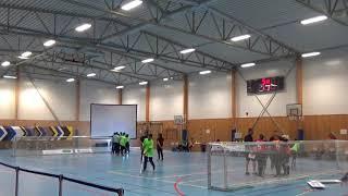 2018 Goalball World Championships Canada v Algeria 1st Half
