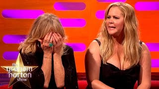 Amy Schumer Wishes She Came Out of Goldie Hawn   The Graham Norton Show