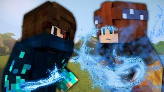 THE POWER OF WATER | Superhero High School (SUPER HEROES Minecraft Roleplay E3)