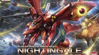 1/100 RE Nightingale Review