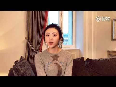 JingTian Official - Jing Tian video #1