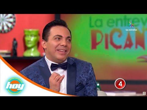 ¡Cristian Castro hace candentes revelaciones! | Entrevista picante | Hoy