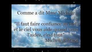 Hommage à Madame Michèle Riffard
