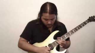 Mama, I'm Coming Home (Ozzy Osbourne) Solo (HD) - Sebastian Salinas